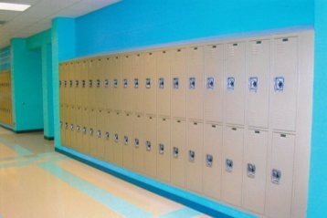 Coastal Carolina area Metal Lockers