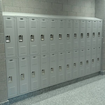 Davidson County School System Lockers Thomasville, NC