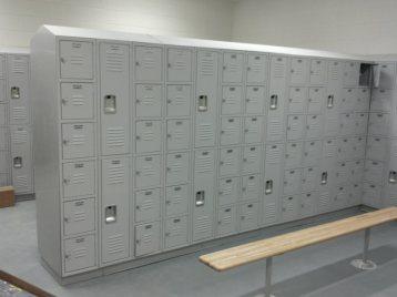 Davidson County School System Lockers Thomasville, NC