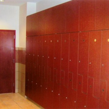 Medical Office Lockers