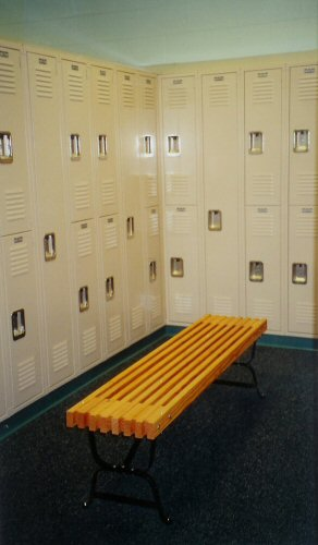 Metal Lockers - Lyon LLC