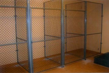 Bulk Storage Wire Lockers Greensboro, NC