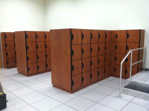 IDEAL lockers 4Tier Photo